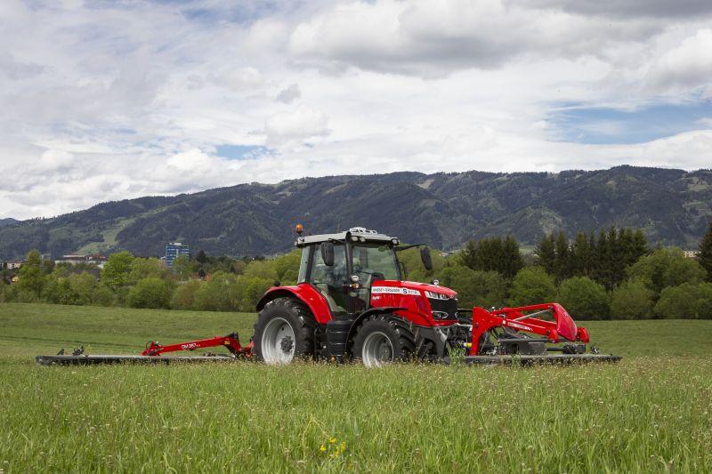 Massey Ferguson stellt auf der Agritechnica die nächste Generation der Baureihe MF 6700 S vor (Quelle: Austro Diesel).